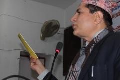प्रमुख जिल्ला अधिकारी श्री उद्धवराज तिमिल्सेना