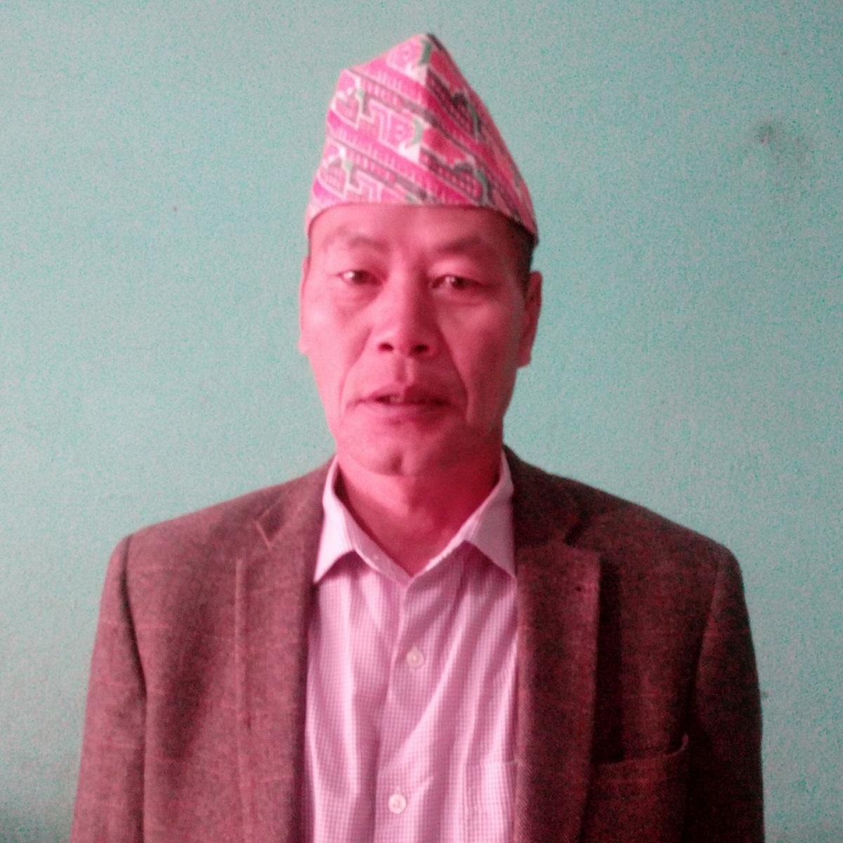 Ashok kumar Gurung graphic